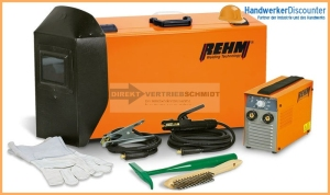 Rehm Elektroden-Inverter BOOSTER 140 Set